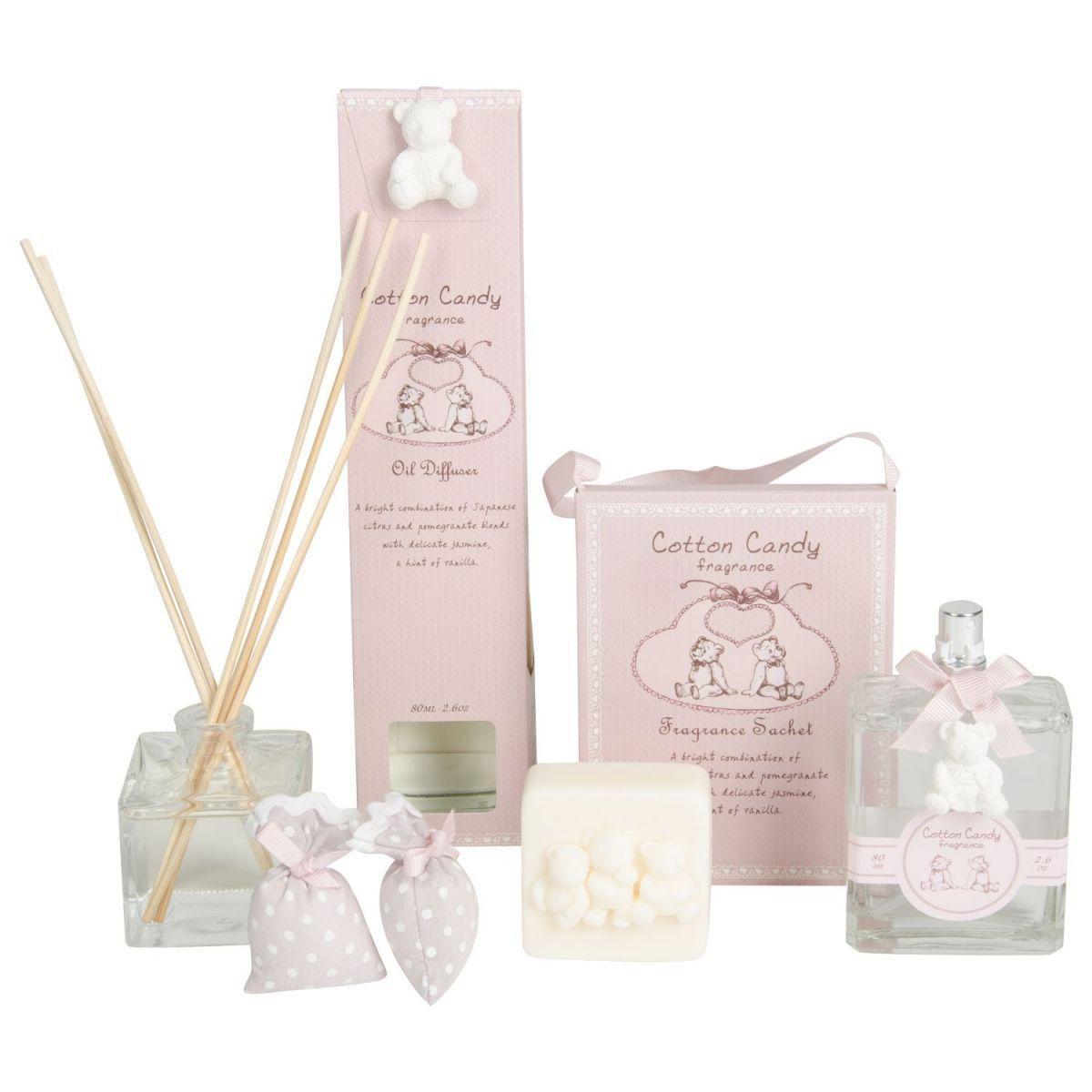 cotton candy fragance sachet art craft gift box