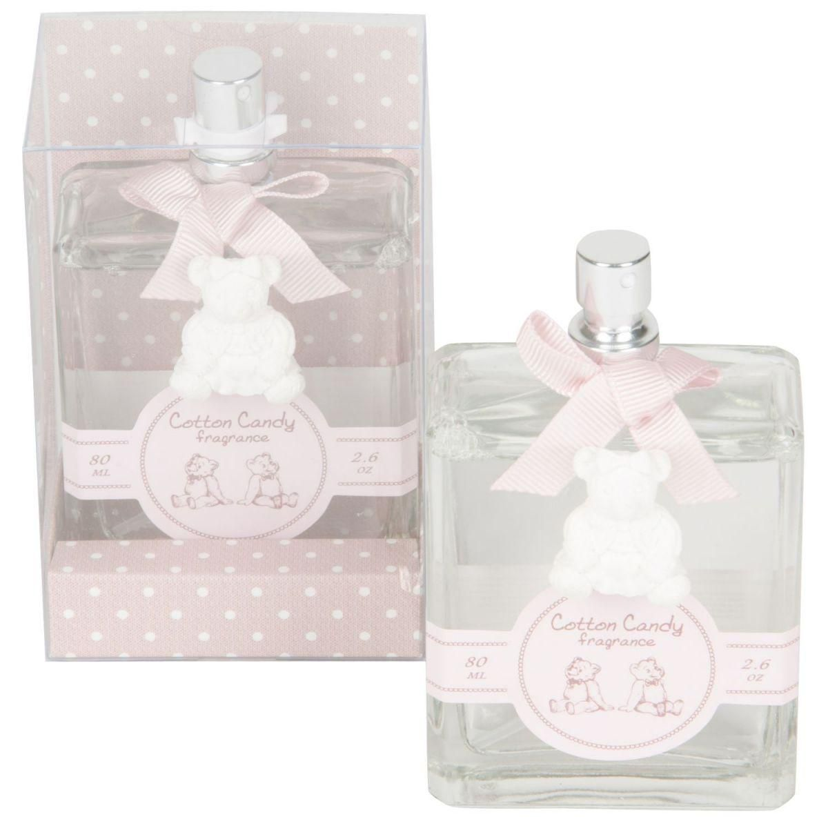 cotton candy roomspray 80 ml pink in giftbox