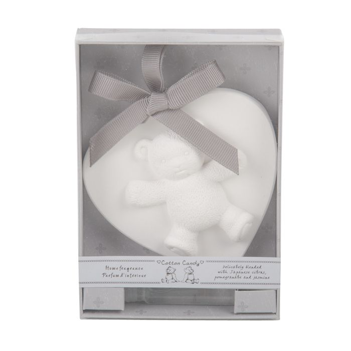 cotton candy scented heartshape ornament w2 ml fragance oil