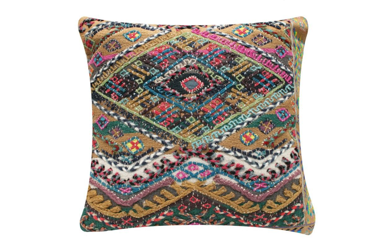 cushion etnic multi 50x50cm