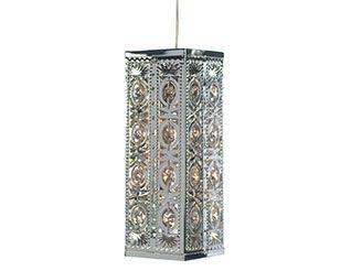 hanging lamp granada metalcry hg27