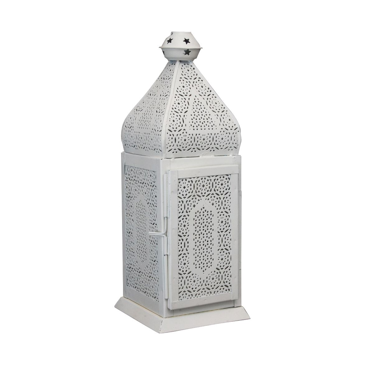 lantern table white medium mysore hg 28 11 cm